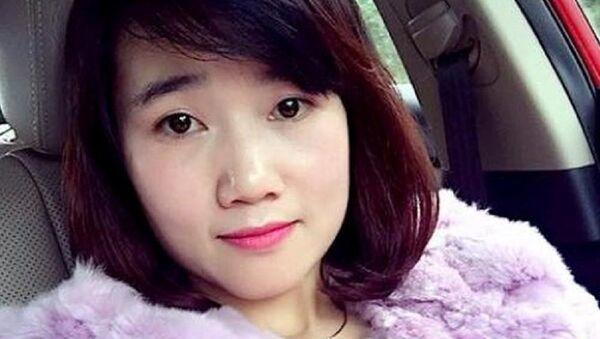 Nguyễn Thị Lam trước khi bị bắt. - Sputnik Việt Nam