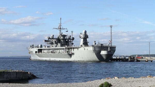 USS Mount Whitney - Sputnik Việt Nam
