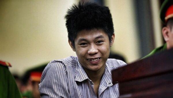 Nụ cười Nguyễn Hữu Tình - Sputnik Việt Nam
