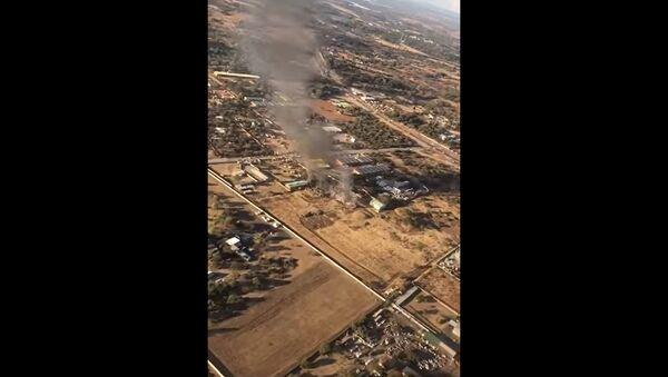 tai nạn máy bay - Sputnik Việt Nam