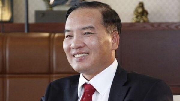 Ông Lê Nam Trà Nguyên Chủ tịch Hội đồng thành viên Tổng Công ty Viễn thông Mobifone - Sputnik Việt Nam
