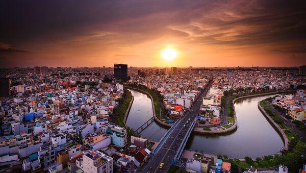 Quang cảnh thành phố Hồ Chí Minh của Việt Nam - Sputnik Việt Nam