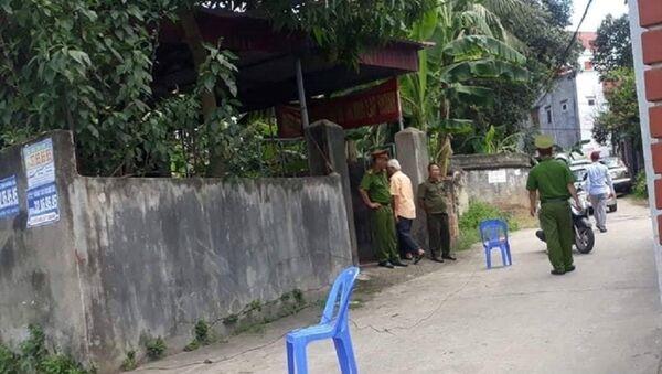 Vụ trạm trưởng trạm y tế trại cai nghiện truy sát 3 người rồi tự tử - Sputnik Việt Nam