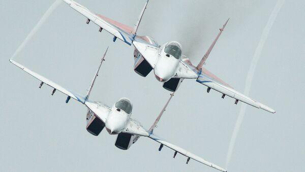 Máy bay chiến đấu MiG-29 - Sputnik Việt Nam