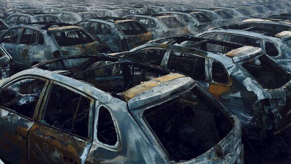 Tại Thiên Tân xảy ra nhiều vụ nổ - Sputnik Việt Nam
