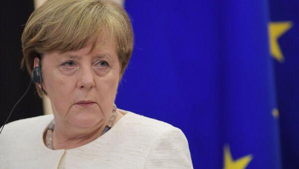 Angela Merkel - Sputnik Việt Nam