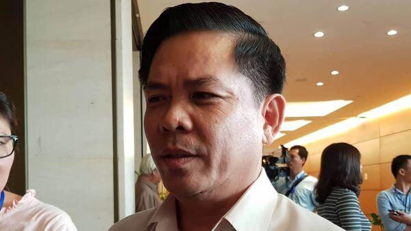 Bộ trưởng GTVT Nguyễn Văn Thể - Sputnik Việt Nam