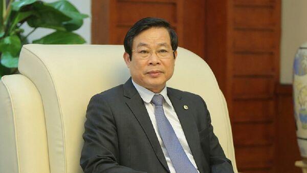 Nguyên Bộ trưởng Nguyễn Bắc Son - Sputnik Việt Nam