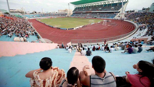 Sân Vận động Chi Lăng gắn với nhiều kỷ niệm của người dân Đà Nẵng - Sputnik Việt Nam