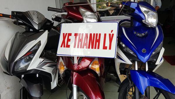 Cầm đồ, thanh lý xe - Sputnik Việt Nam