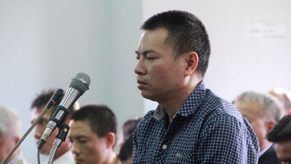 Bị cáo Đặng Văn Hiến xin lỗi thân nhân các nạn nhân tại phiên tòa sơ thẩm - Sputnik Việt Nam