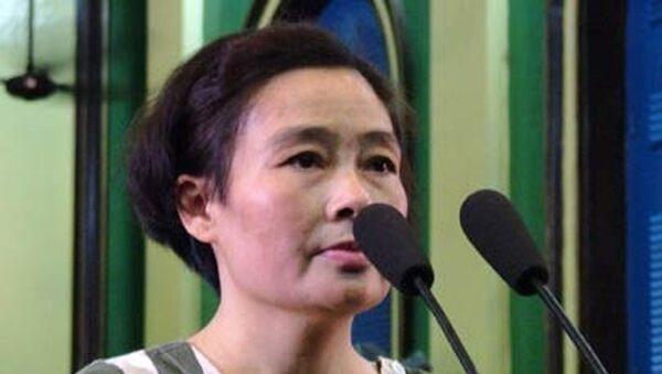 Oanh Hà - Sputnik Việt Nam