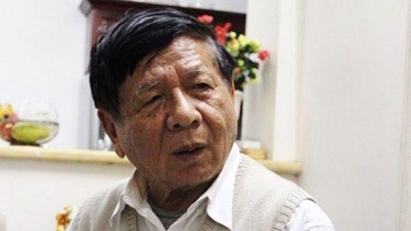 PGS.TS.Trần Xuân Nhĩ, nguyên Thứ trưởng Bộ GD-ĐT - Sputnik Việt Nam