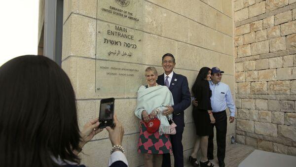 Đại sứ quán Mỹ tại Jerusalem - Sputnik Việt Nam