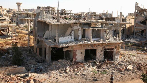 Deraa, Syria - Sputnik Việt Nam