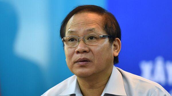 Bộ trưởng Thông tin Truyền thông Trương Minh Tuấn - Sputnik Việt Nam