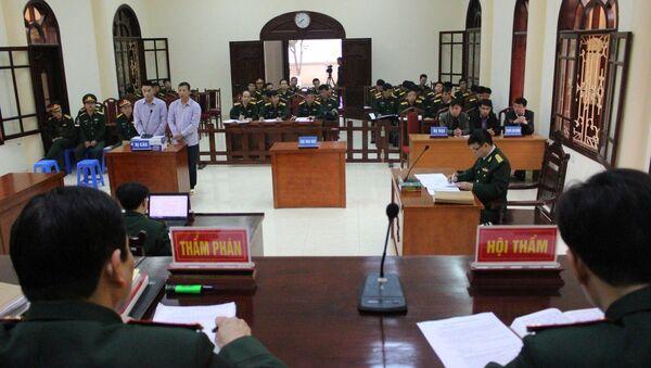 Tòa án quân sự - Sputnik Việt Nam