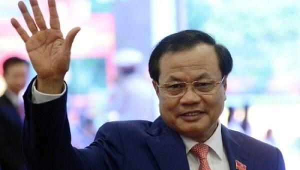 Ông Phạm Quang Nghị - Sputnik Việt Nam