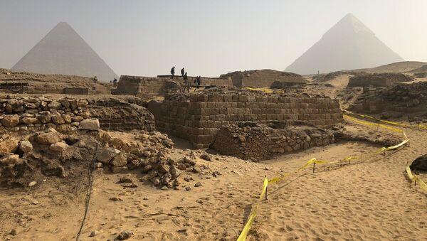 Tất cả các phát hiện khảo cổ ở Ai Cập - Sputnik Việt Nam