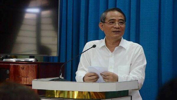 Bí thư Trương Quang Nghĩa - Sputnik Việt Nam