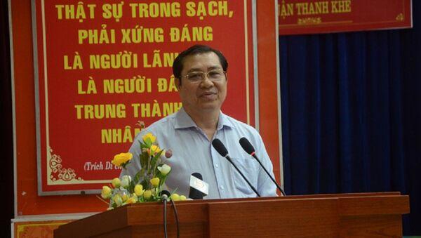 Ông Huỳnh Đức Thơ nói về phiên xử Vũ nhôm - Sputnik Việt Nam