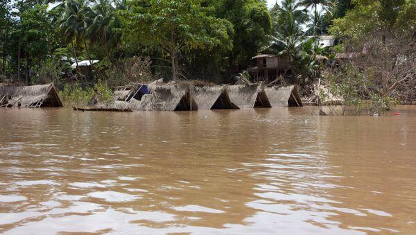 Flooding in Laos (File) - Sputnik Việt Nam