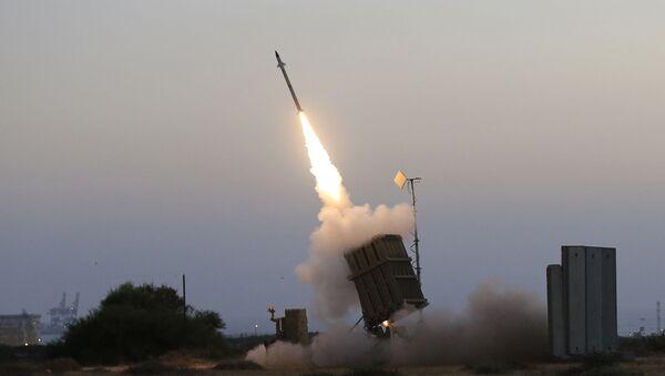 Hệ thống phòng thủ tên lửa Israel - Sputnik Việt Nam