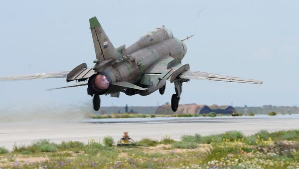 Su-17 - Sputnik Việt Nam