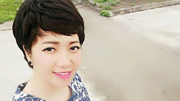 VĐV đá cầu Nguyễn Thị Huyền Trang - Sputnik Việt Nam