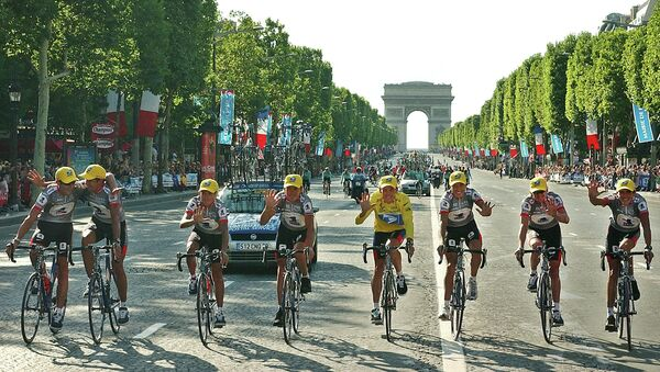 Tour de France 2003 - Sputnik Việt Nam