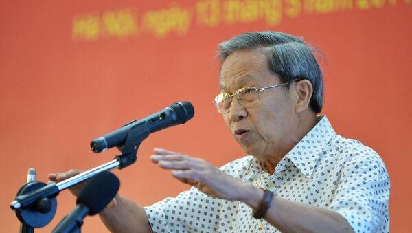 Thiếu tướng Lê Văn Cương - Sputnik Việt Nam