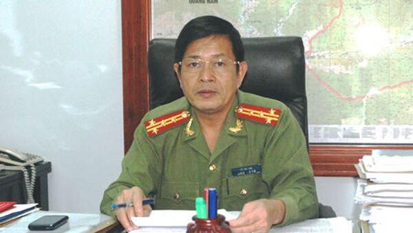 Giám đốc Công an TP. Đà Nẵng Lê Văn Tam. - Sputnik Việt Nam