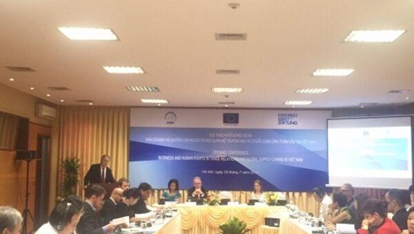 EU và Việt Nam đã sẵn sàng ký kết EVFTA vào cuối năm nay - Sputnik Việt Nam