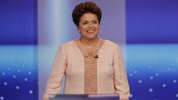 Tổng thống Brazil Dilma Rousseff - Sputnik Việt Nam