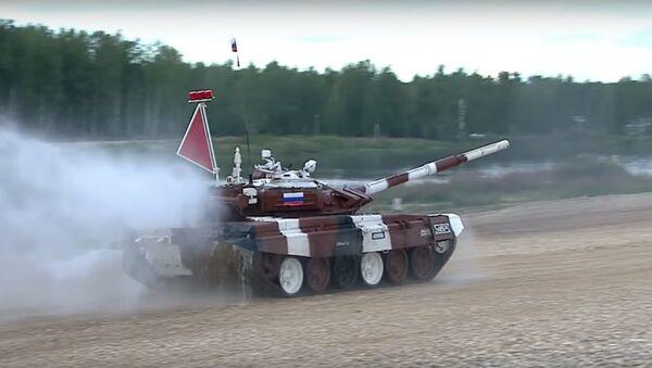Tank biathlon - Sputnik Việt Nam