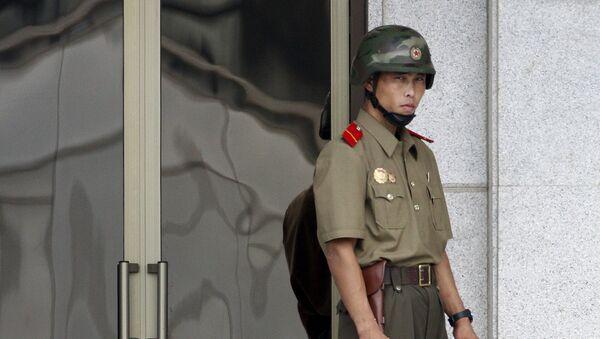 Binh sỹ Bắc Triều Tiên - Sputnik Việt Nam