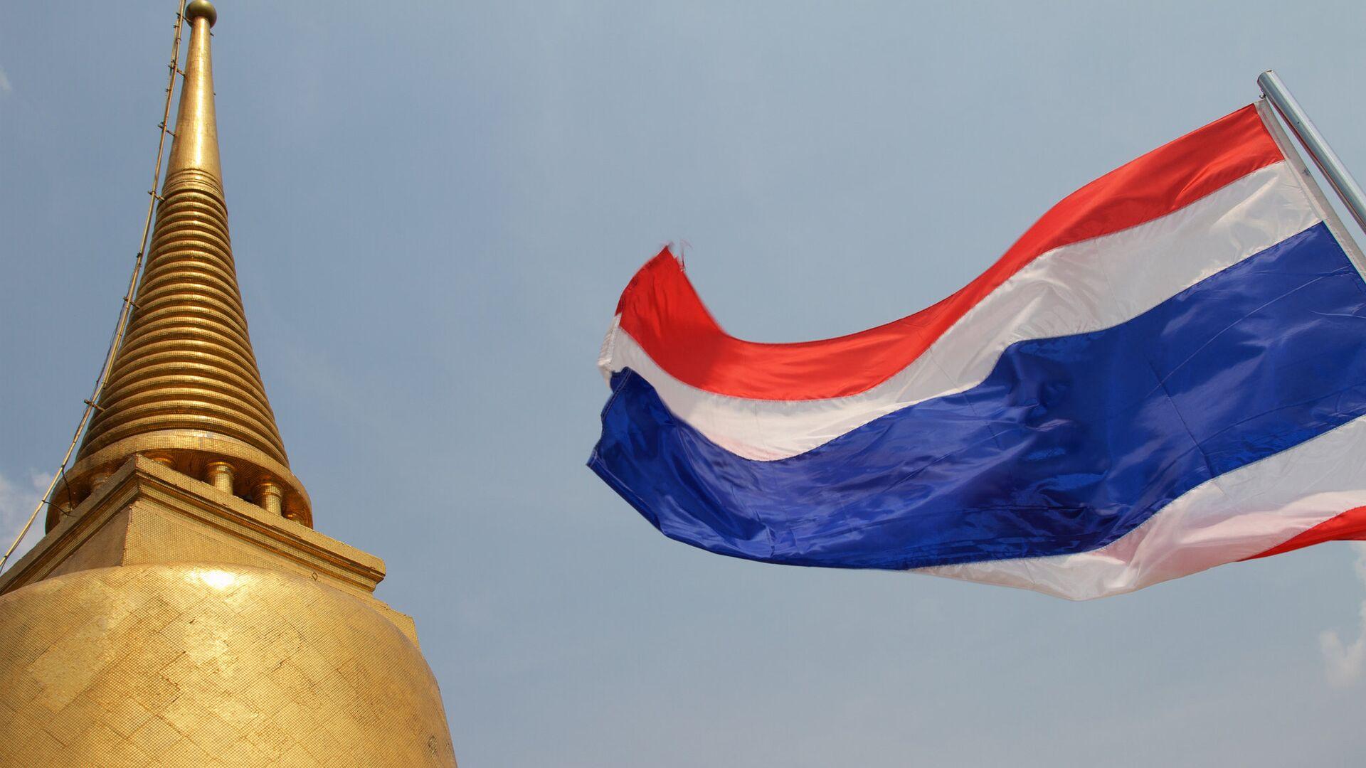 Quốc kỳ Thái Lan - Sputnik Việt Nam, 1920, 24.09.2021