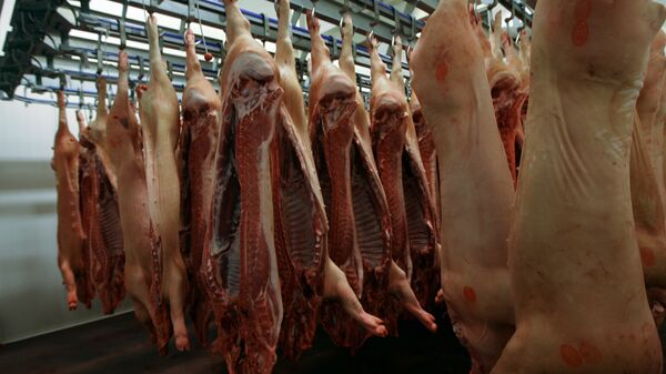 Thịt lợn - Sputnik Việt Nam