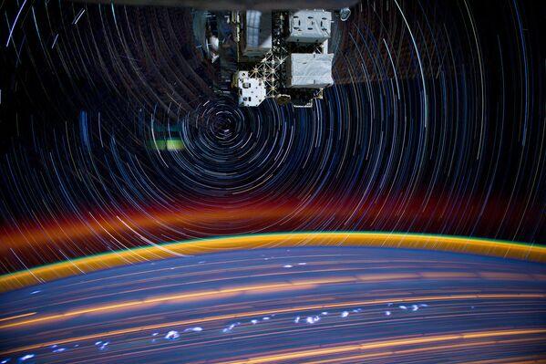 Ảnh chụp Trái đất từ ISS - Sputnik Việt Nam
