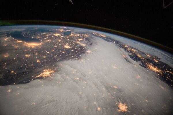 Trung Mỹ nhìn từ ISS - Sputnik Việt Nam