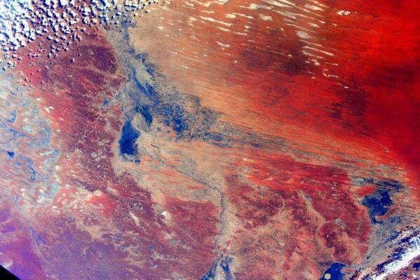 Australia chụp từ ISS - Sputnik Việt Nam