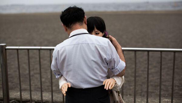 Đàn ông Nhật Bản với búp bê sex - Sputnik Việt Nam