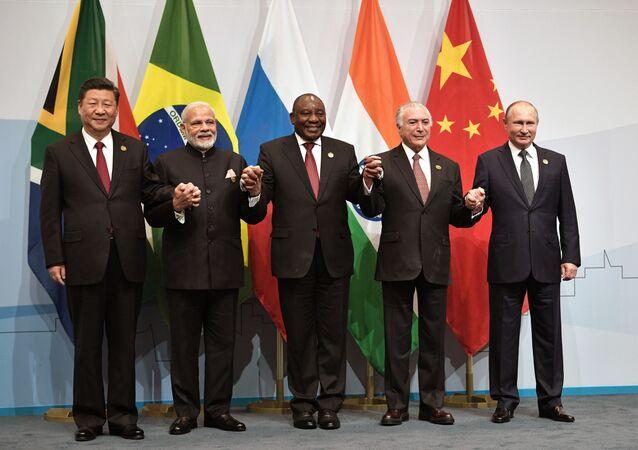Lãnh đạo BRICS