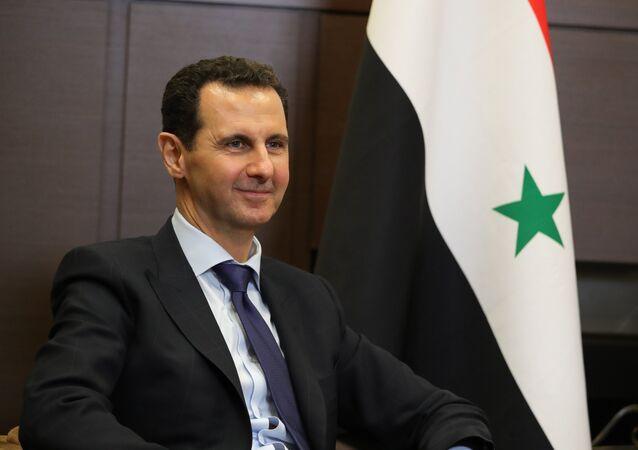 Tổng thống Syria Bashar Assad
