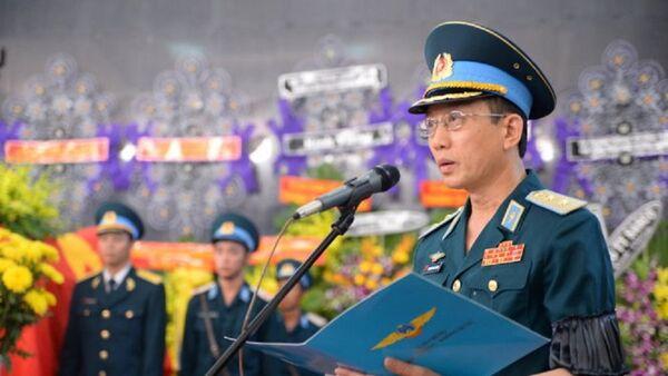 Trung tướng Nguyễn Văn Thanh - Sputnik Việt Nam