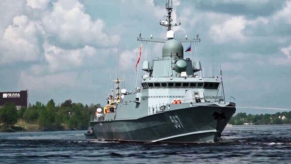 Tàu chiến dự án 22800 - Sputnik Việt Nam