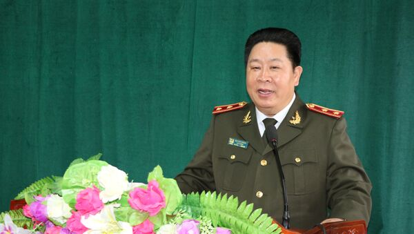 Bùi Văn Thành - Sputnik Việt Nam