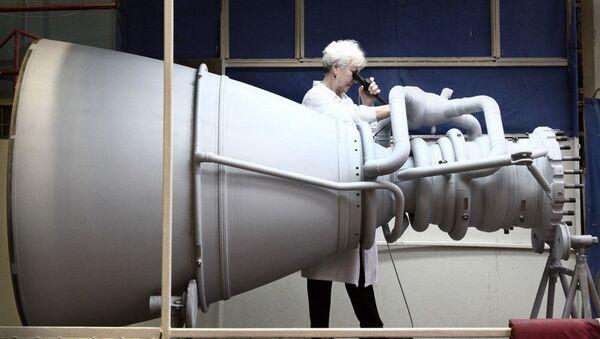 động cơ tên lửa Energomash - Sputnik Việt Nam