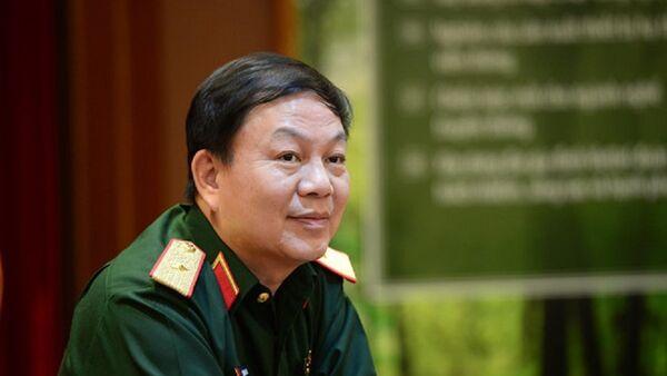 Thiếu tướng Lê Đăng Dũng được giao nhiệm vụ Chủ tịch kiêm Tổng giám đốc Tập đoàn Công nghiệp - Viễn thông Quân đội (Viettel) - Sputnik Việt Nam