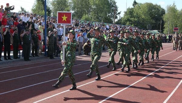 Việt Nam sẽ tham dự cuộc thi tiếp sức quân y tại Army-2018 - Sputnik Việt Nam